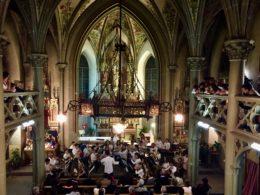 Concert de Noël 2016 des Cadets au Sacré Coeur
