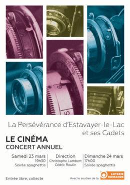 Et Action ! Concert annuel 2019